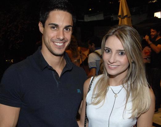 Rafael Pessanha e Marcella Spessoto