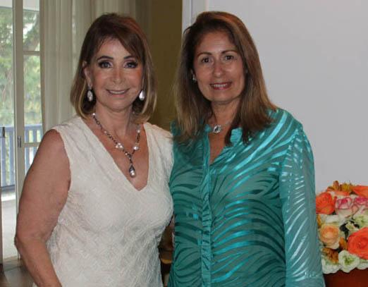 Regina Valle e Cristina Lips