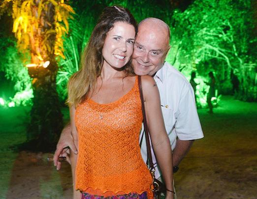 Tatiana e José Victor Oliva