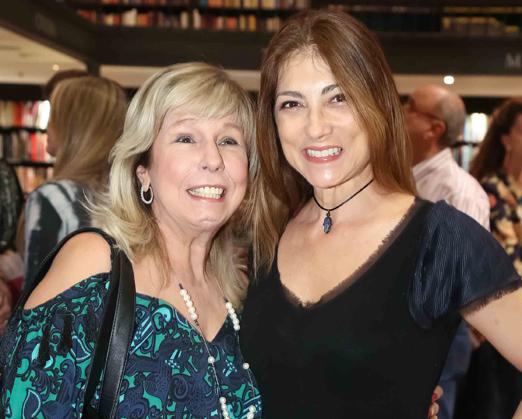 Viviane Cohen e Raquel Groisman