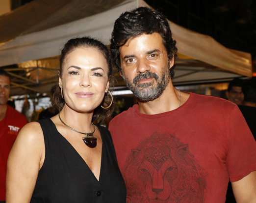 Andrea Avancini e Jorge Pontual