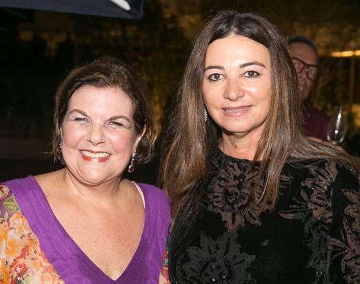 Anna Ramalho e Hosana Pereira