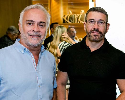 Claudio Guimarães e Rud Meireles