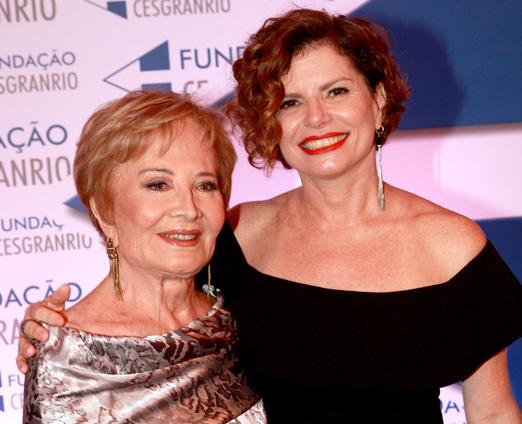 Glória Menezes e Débora Bloch