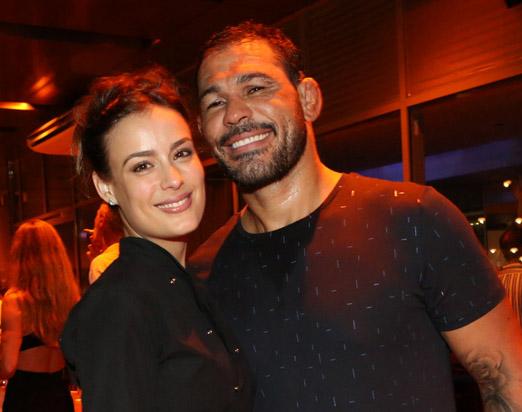 Heaven Delhaye e Rodrigo Minotauro