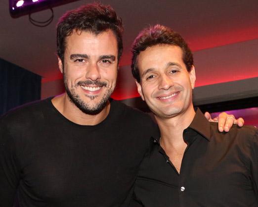 Joaquim Lopes e Rodolfo Medina
