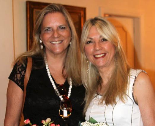 Maninha Barbosa e Teresinha Matta