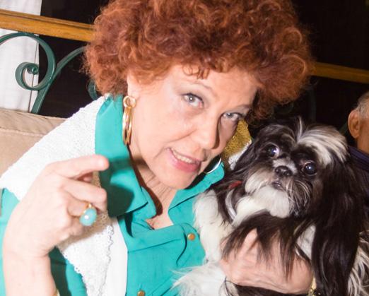 Marlene Silva e o fofinho João