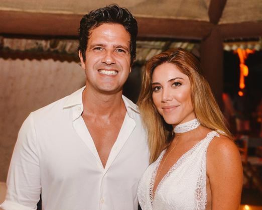 Renato Mimica e Mica Rocha