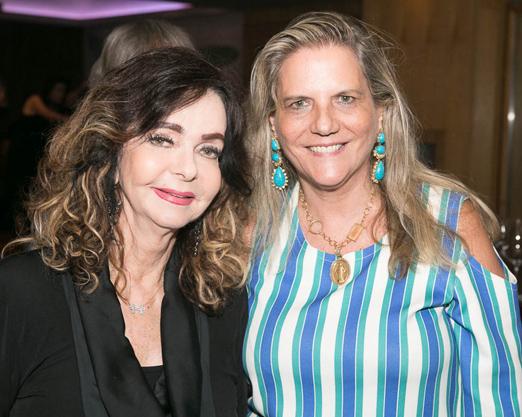 Vera Loyola e Maninha Barbosa