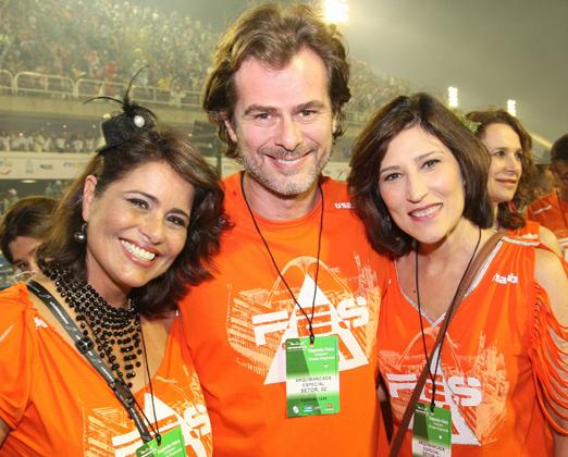 A Festa - Valéria Alencar, João Vitti e Beth Goulart