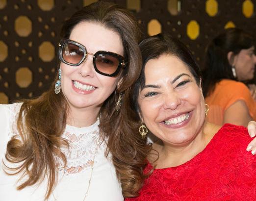 Ana Cecilia Chaves de Azevedo e Claudia Cury