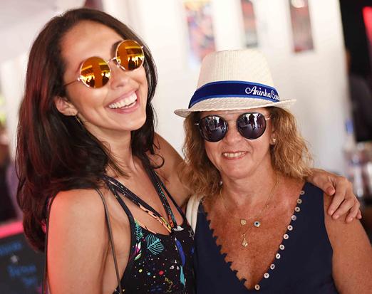 Analu Soares e Aninha Costa