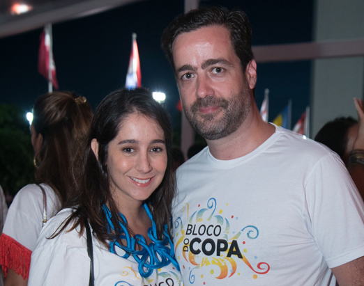 Antonia Barbosa Leite e Joaquim Saboia