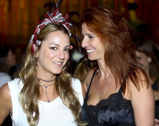Beatriz Junqueira e Patricia Romano