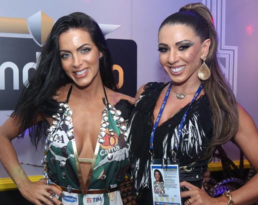 Blindaquo - Carla Prata e Andrea Andrade