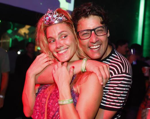 Carolina Dieckmann e Bruno de Luca