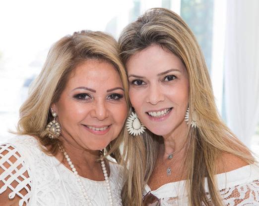 Catia Garrido e Karina Nigri