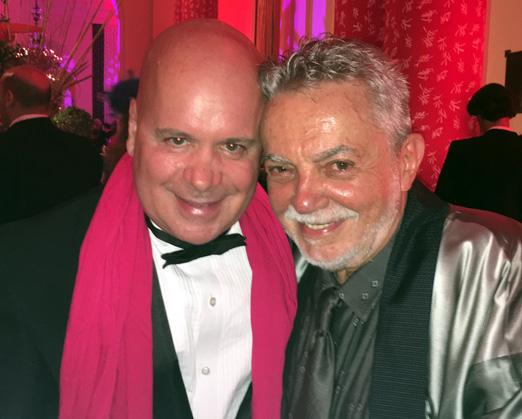 Eder Meneghine e Mario Borriello