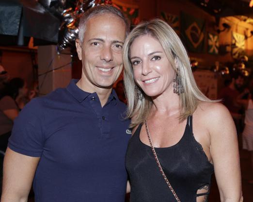 Fabio Venturelli e Daniela Ragazzo