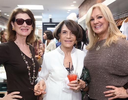 Fernanda Basto, Marlene Rodrigues dos Santos e Alda Soares