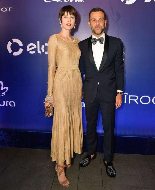 Johanna e Alexandre Birman