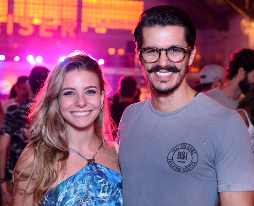 Julia Froti e Bruno Lopes