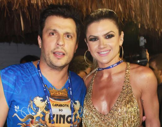 King - Ceará e Mirella Santos