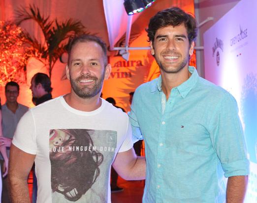 Leo Marçal e Marcos Pitombo