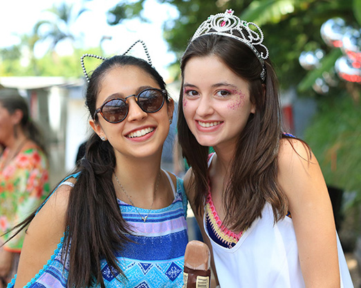 Manuela Pedro e Ana Cecília Mendes