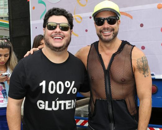 Marcus Majella e Fernando Torquatto