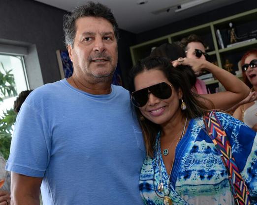 Mauricio e Adriana Regis