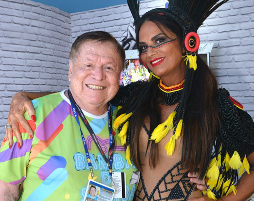 Rio, Samba & Carnaval - Boni e Luiza Brunet