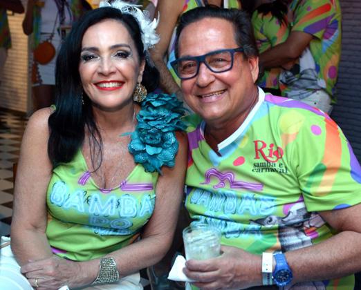Rio, Samba & Carnaval - Liliana Rodriguez e Nestor Rocha