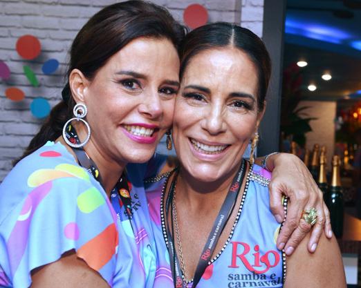 Rio, Samba & Carnaval - Narcisa Tamborindeguy e Glória Pires