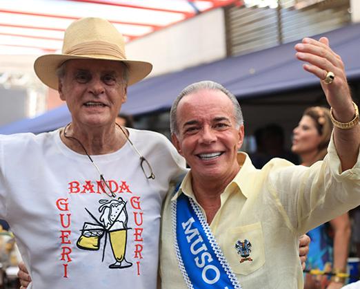 Roberto Suplicy e Chiquinho Scarpa