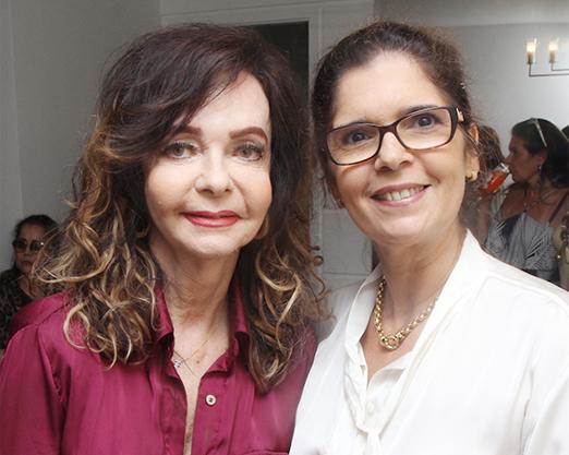 Vera Loyola e Helena Beatriz