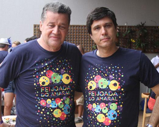 Waltinho Guimarães e Bernardo Amaral