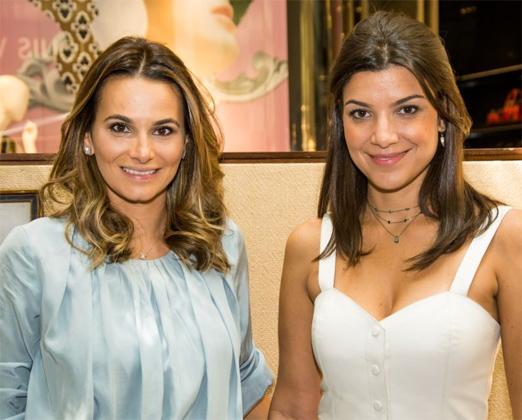 Adriana Pelosini e Fernanda Vidigal