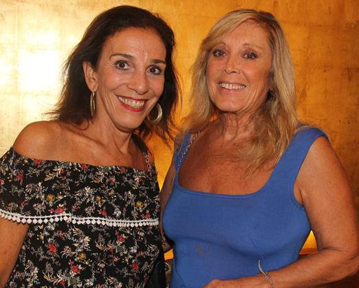 Alicinha Silveira e Giovanna Deodato