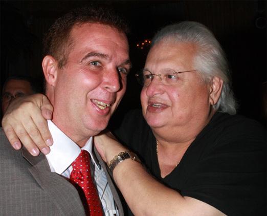 Bayard e Carlos Alberto Serpa