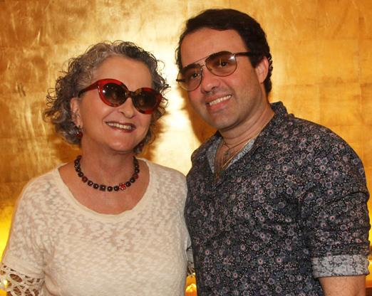 Bia Oberlaender e Gustavo Gonçalves