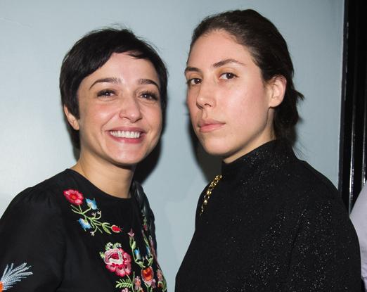 Dani Cury e Renata Sarti