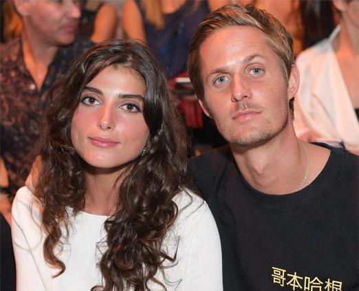 Dimitri Mussard e Suada Rrahnani