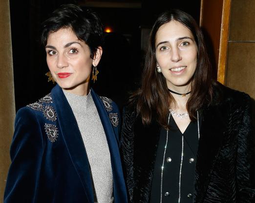 Enrica Ponzellini e Eva Fontanelli