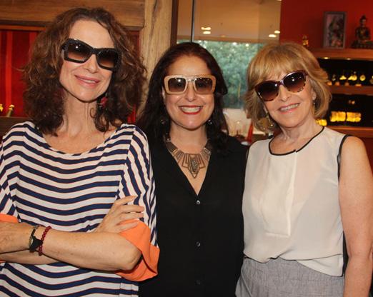 Jackie Sperandio, Ithamara Koorax e Graça Belmont