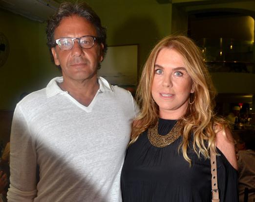 Jorge Pontes e Lilibeth Monteiro de Carvalho