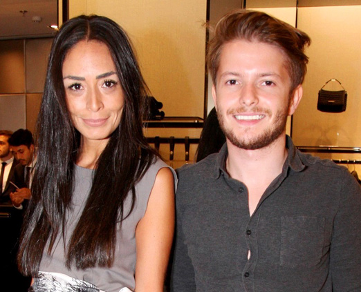 Karla Ortiz e Victor Niskier
