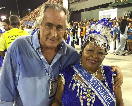 Leleco Barbosa e Tia Surica