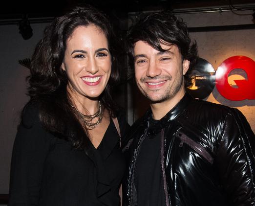 Luciana Caruso e Rafael Primot
